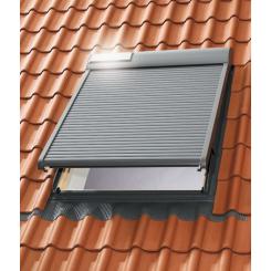 VELUX Išorinė žaliuzė (SSL, saulės energija valdoma, standartinė)